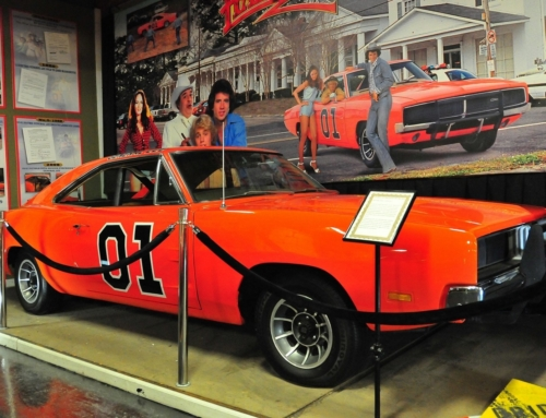 'Dukes of Hazzard' Car With Confederate Flag to Remain on Display in Auto Museum