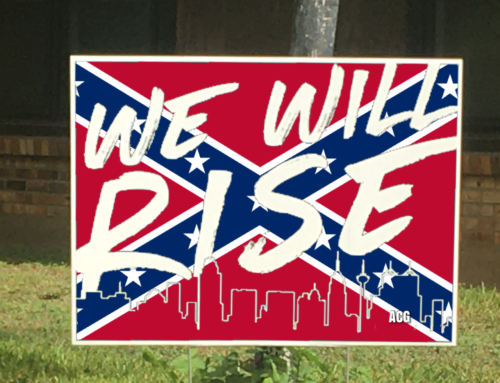 We Will Rise Signs?