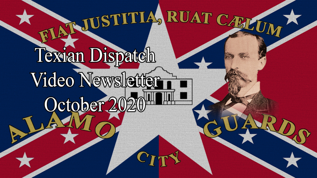 Texian Dispatch Video Newsletter: Disappearing Dixie (Ep.1) Temple Texas