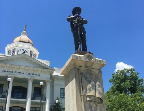 Reconciling Sylva Sam: Is there such a thing as compromise in case of confederate statues?