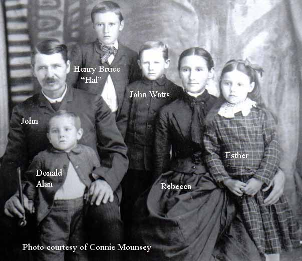 Murray Family--Caprock Chronicles First South Plains newspapers: The Crosby County News and The Lubbock Leader