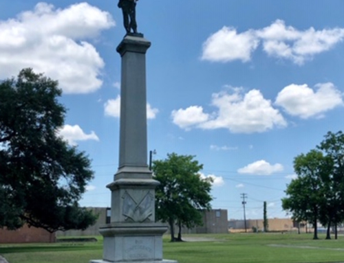 Beaumont identifies bidder for Confederate monument