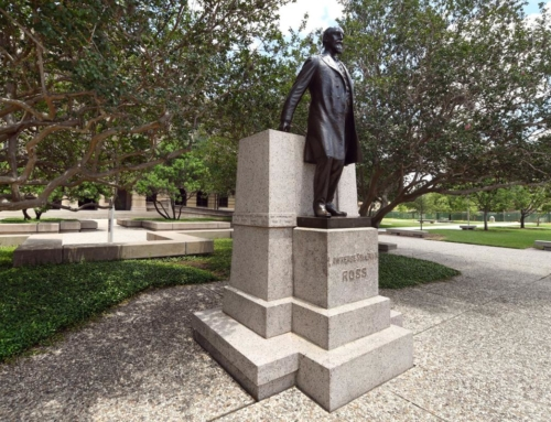 Moving Sul Ross statue is no longer an option, Texas A&M officials say.