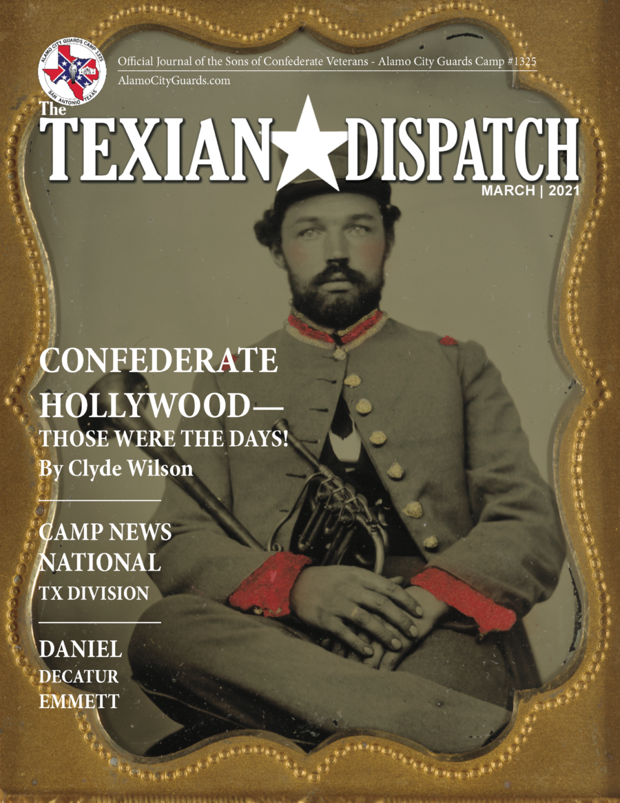March 2021, The Texian Dispatch