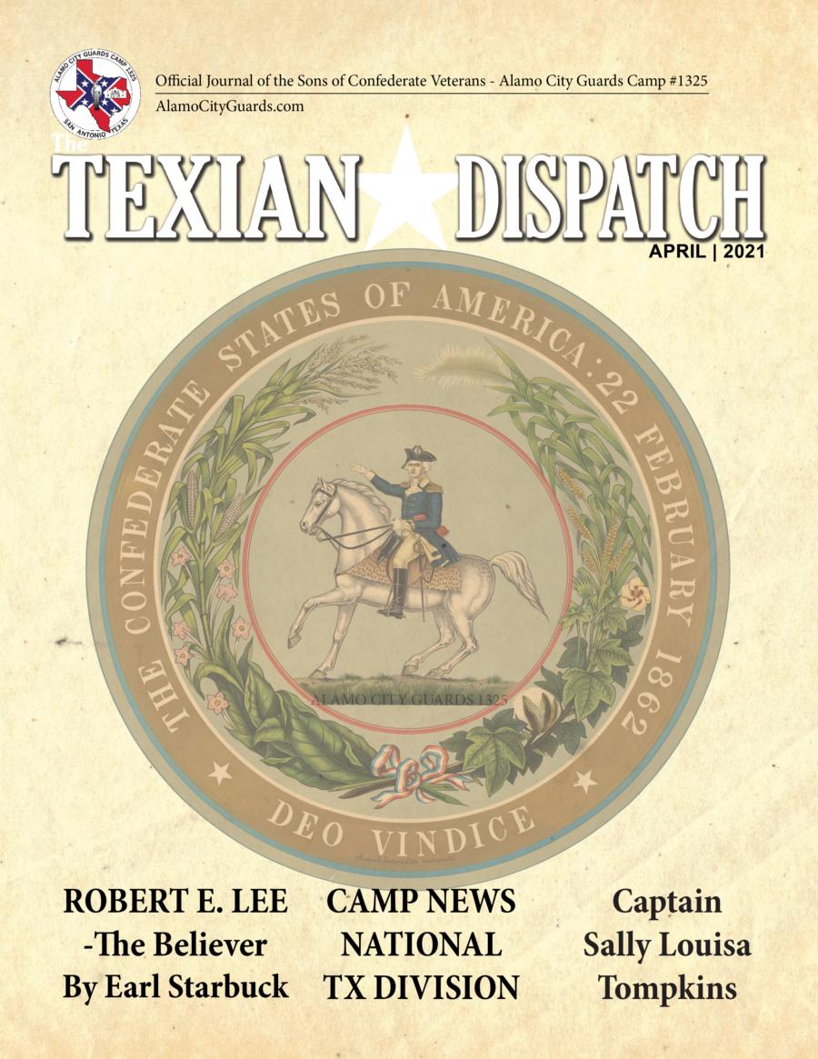April 2021, The Texian Dispatch
