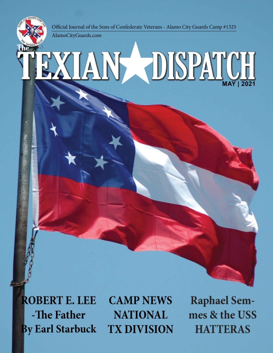 May 2021, The Texian Dispatch